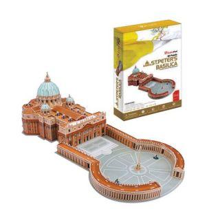 3D Puzzle - St.Peter's Basilica