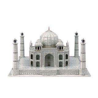 3D Puzzle - Taj Mahal