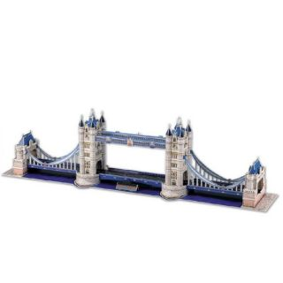 3D Puzzle - Tower Bridge