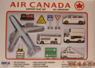 Air Canada Airport Play Set