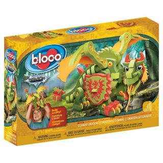 Bloco - Combat Dragon