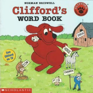 Clifford's Word Book