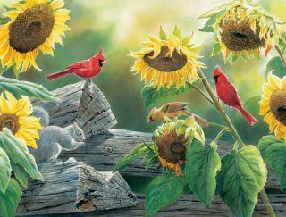 Cobble Hill 500 pcs Puzzle - Sunflower Buffet