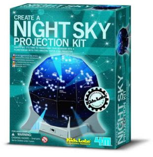 Create A Night Sky