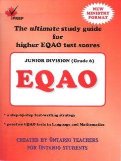 EQAO Gr 6 / Language & Math By PREP