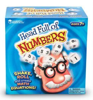 Head Full of Numbers™