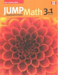 JUMP Math 3.1 / Workbook Grade 3, part 1 of 2