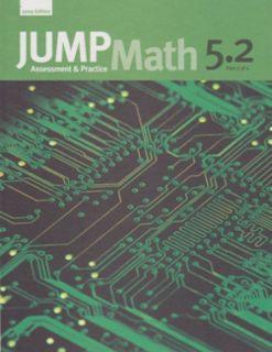 JUMP Math 5 2 / Workbook Grade 5, part 2 of 2 [9781897120750] - My
