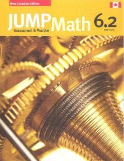 JUMP Math 6 2 / Workbook Grade 6, part 2 of 2 [9781897120781] - My