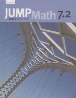 JUMP Math 7.2 / Workbook Grade 7, part 2 of 2