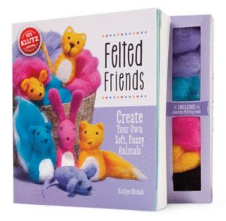 Klutz - Felted Friends