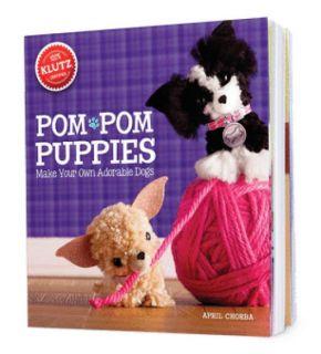 Klutz - Pom-Pom Puppies