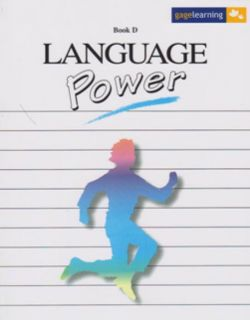 Language Power Book D - Grade 6 Workbook