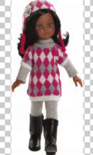 "Las Amigas 12.5"" Paola Reina Doll - Nora in Winter Outfit"