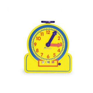 Learning Resources - Primary Time Teacher Junior 12-Hour Learning Clock