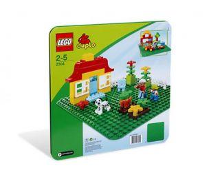 LEGO #2304 - LEGO DUPLO Green Baseplate
