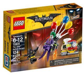 LEGO #70900 - Batman Movie : The Joker Balloon Escape