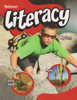 Nelson Literacy 3a - Student Textbook