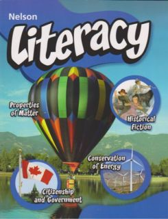 Nelson Literacy 5b - Student Textbook