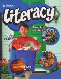 Nelson Literacy 5c - Student Textbook