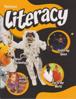Nelson Literacy 6c - Student Textbook