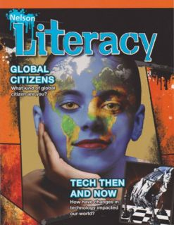 Nelson Literacy 8a - Student Textbook