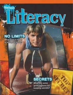 Nelson Literacy 8b - Student Textbook