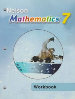 Nelson Mathematics Workbook 7 [9780176269944] - My Gifted Child