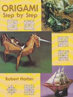 Origami Step By Step - Book