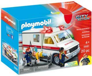 Playmobil #5681 - Rescue Ambulance