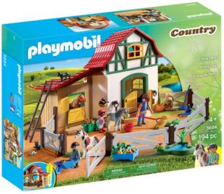 Playmobil #5684 - Pony Farm