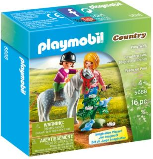 Playmobil #5688 - Pony Walk