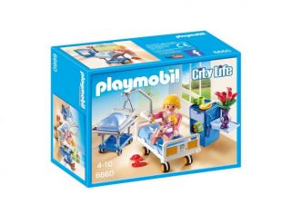 Playmobil #6660 - Maternity Room