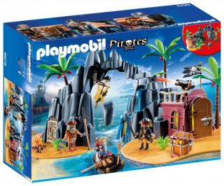 Playmobil #6679 - Pirate Treasure Island