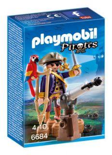 Playmobil #6684 - Pirate Captain