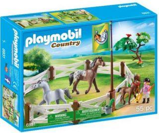 Playmobil #6931 - Horse Paddock