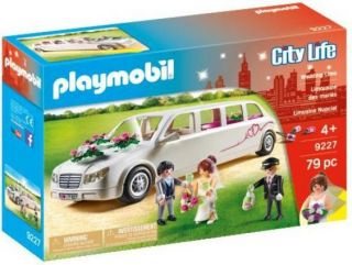 Playmobil #9227 - Wedding Limo