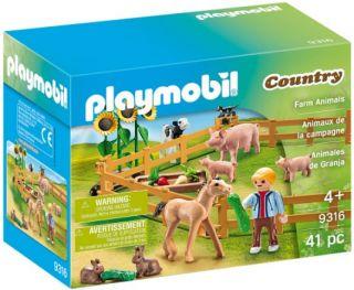 Playmobil #9316 Farm Animals
