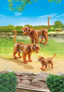 Playmobil #6645 - Tiger Family