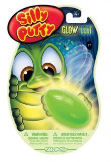 Crayola Silly Putty - Glow