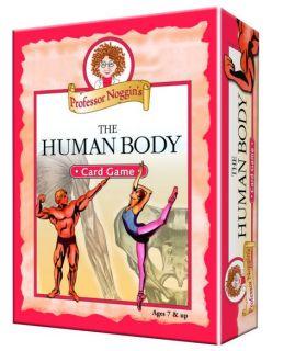 Professor Noggin's Card Game - The Human Body