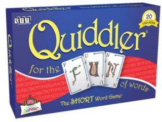 Quiddler - Card Game
