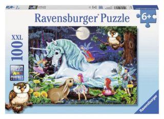 Ravensburger 100 pcs Puzzle - Enchanted Forest