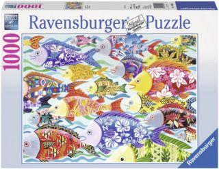 Ravensburger 1000 pcs Puzzle - Hawaiian Fish