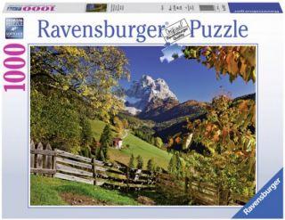 Ravensburger 1000 pcs Puzzle - Mountainous Italy