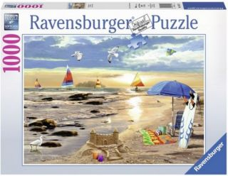 Ravensburger 1000 pcs Puzzle - Ready for Summer