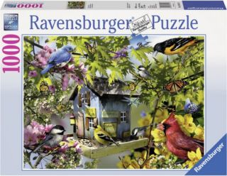 Ravensburger 1000 pcs Puzzle -Time for Lunch