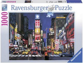 Ravensburger 1000 pcs Puzzle - Times Square, NYC