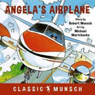 Robert Muncsh - Angela's Airplane