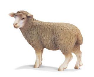 Schleich #13283 - Sheep, standing